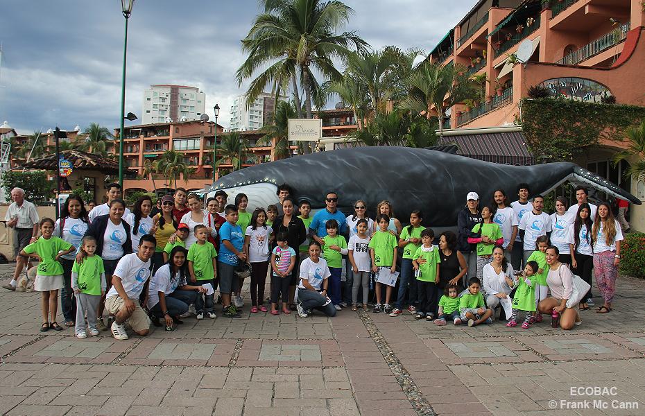 Festival Conservacion Ballenarte Puerto Vallarta